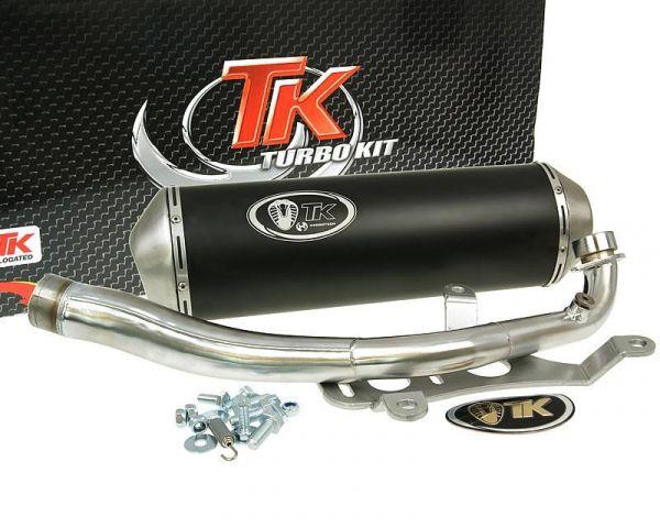 Turbo Kit Sport Maxi Scooter Auspuff Kymco People GT GTI 125i 10-16