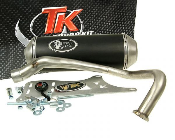 Sport-Auspuff Turbo Kit GMax Kymco Dink Bet & Win Yager / Spacer 125