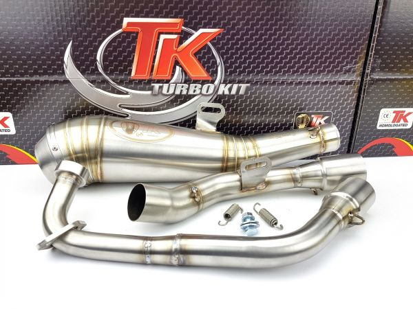 Turbo Kit ROAD GP Sport Auspuff Yamaha YZF 125R 125 R -13 125 4T