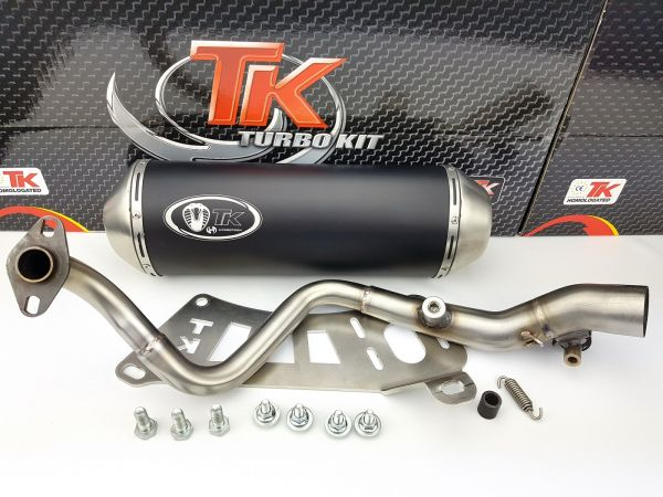 Turbo Kit TK GMax Sport Auspuff Honda @ Nes Passion Scoopy 125-150 4T