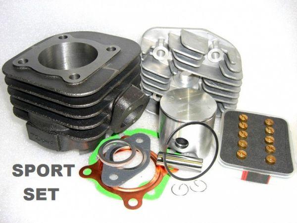 Zylinder Sport 70ccm E2 12mm ATU Explorer CPI Generic Keeway 50 2T