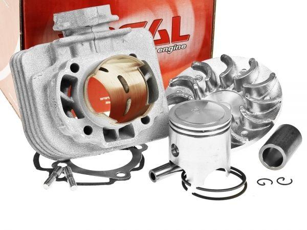 Zylinder Airsal 70ccm Aprilia Benelli Pegasus Suzuki Morini AC 2T 50