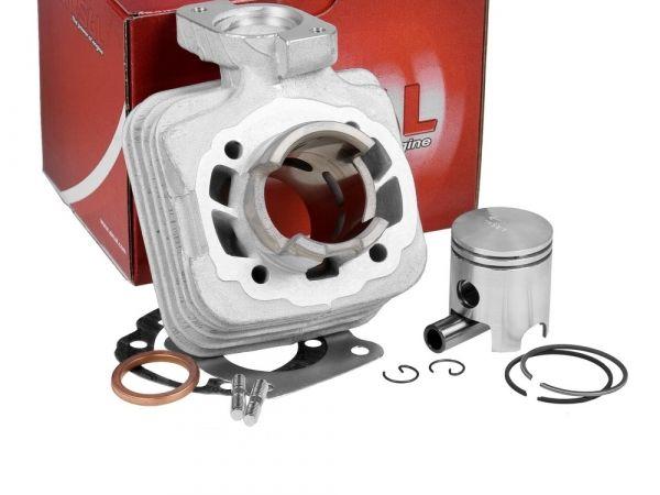 50ccm Airsal Alu Sport Zylinder Peugeot Squab Trekker Zenith 50 AC 2T