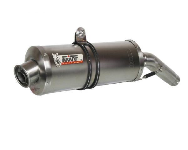 Auspuff MIVV SPORT GP SLIP-ON Titan S.016.L6S Suzuki GSX-R 1000 05-06