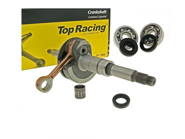 Kurbelwelle Top Racing HQ High Aprilia SR R Factory Suzuki Di-Tech 50