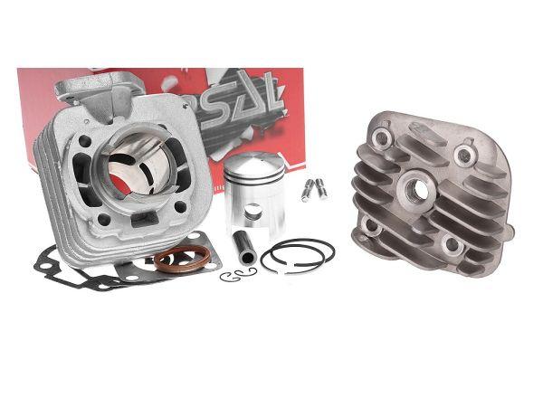 50ccm ALU Sport Airsal Zylinder Kymco Super 8 Vitality Yup 50 AC 2T