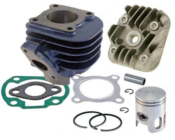 Zylinderkit 50ccm Carenzi Blue-Line Sport KTM Beta MBK Malaguti REX AC