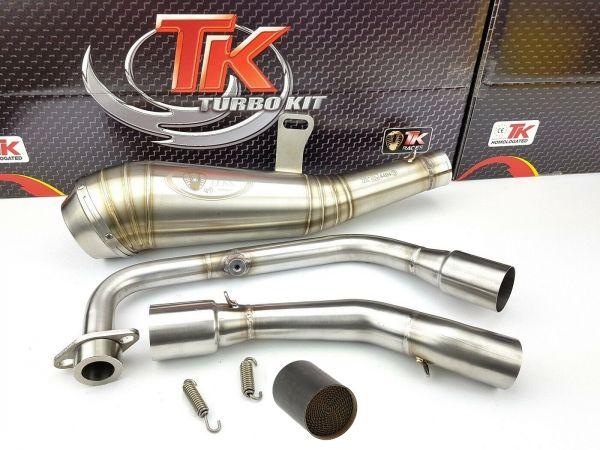Turbokit GP mit KAT Sport Auspuff SUZUKI GSX R125 GSX R S 125 17-20