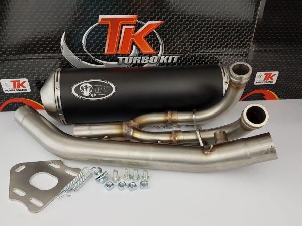 Turbo Kit GMax Sport Auspuff Yamaha Tmax 500 530 500i 530i 00 - 18 4T