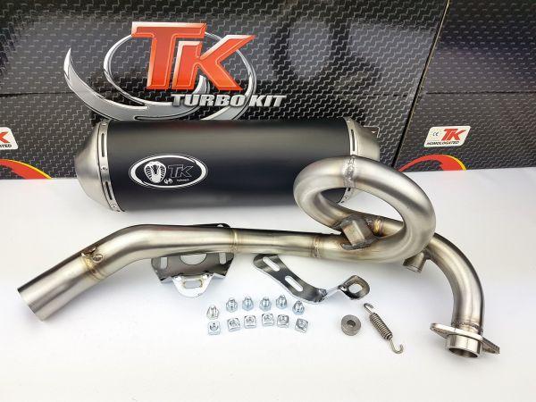 Turbo Kit GMax Sport Auspuff Aprilia Derbi Piaggio X7 X8 MP3 125 LC 4T