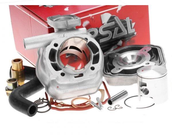 Zylinder Airsal Sport ALU 70ccm Peugeot Speedfight 1 2 stehend LC 50