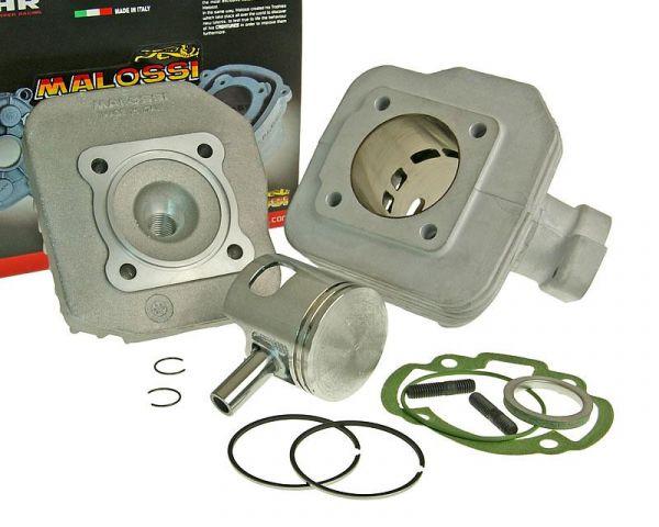 Zylinder MHR Replica Malossi 70cc ALU Peugeot Speedfight stehend 50 AC
