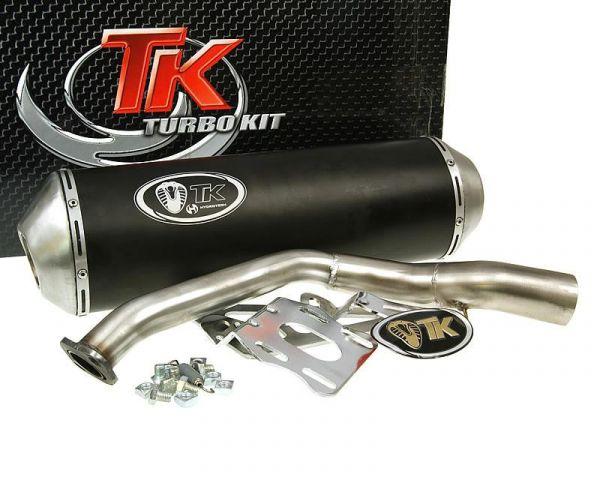 Auspuff Turbo Kit GMax Sport Suzuki Burgman 250 AN250 4T 03 bis 06