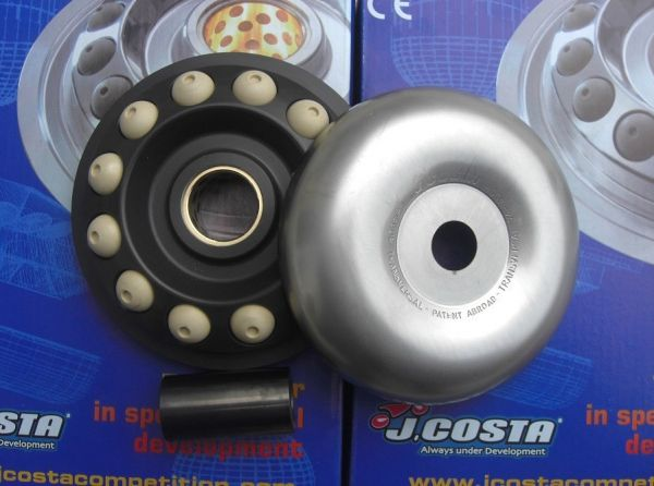 Variomatik J.Costa Transversal EVO 3 MBK Flipper Yamaha D'Elight 125i