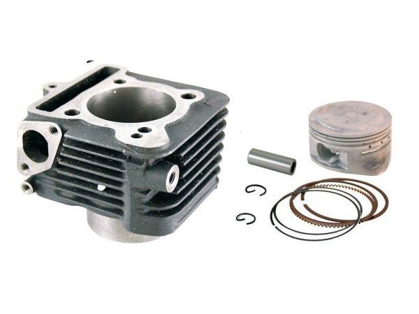 Zylinder 125ccm Aprilia Italjet Piaggio Vespa Hexagon LX4 ET4 4T