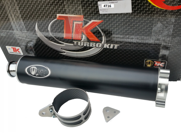 Turbo Kit Road 4T GC Sport Auspuff HONDA CBR 900i 02-03 Auspuffanlage
