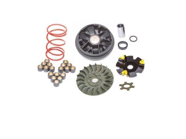 Variomatik SET Racing 16mm Kurbelwellenstumpf CPI Keeway 50 2T 16mm
