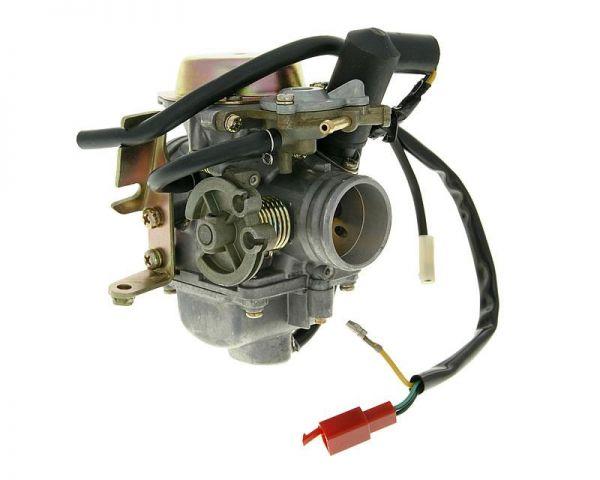 Vergaser Tuning 30mm Aprilia Baotian Honda Kymco Piaggio 125 250 4T