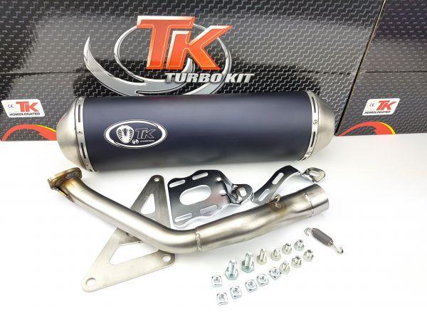 Turbo Kit GMax Sport Auspuff Suzuki Burgman 250 AN250 4T 03 bis 06
