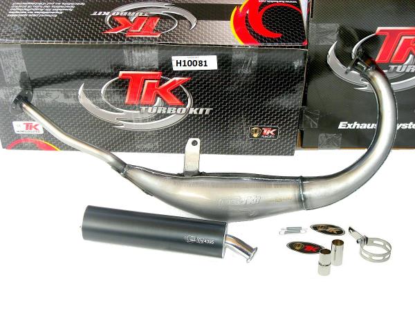 Turbo Kit Road R Sport Auspuff Derbi Senda R 4v 6v Xtrem 50 EBE D50BO