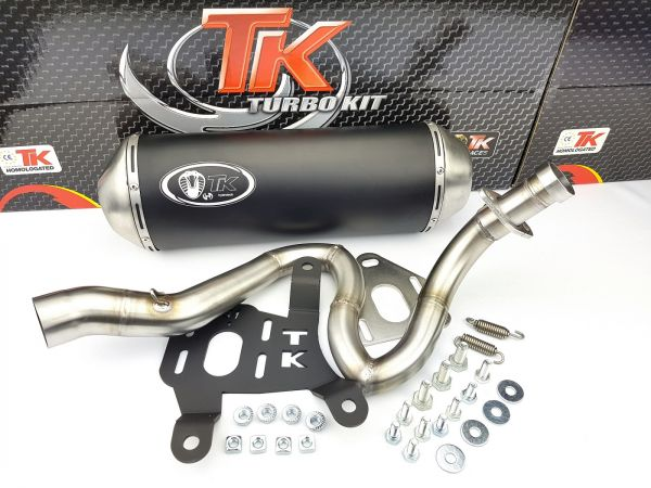 Turbo Kit TK GMax Auspuff Honda Foresight FES Forza Jazz NSS 250 4T