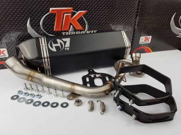 Turbo Kit H7 GMax Sport Auspuff Suzuki Burgman 125 UH125 07 K7 K8 K9
