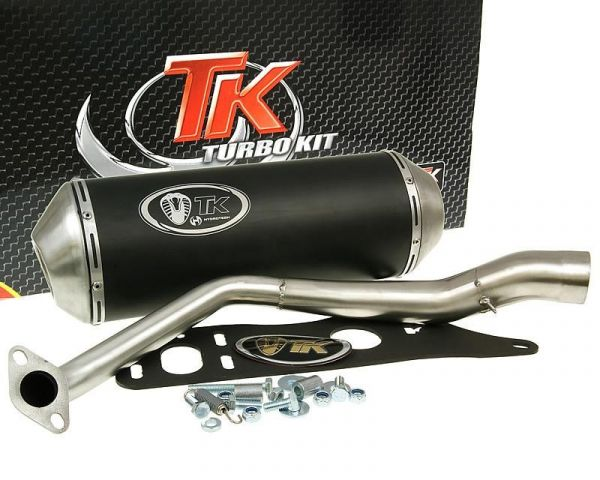 Sport-Auspuff Turbo Kit GMax Maxi Scooter Kymco People S 125 M4T106-N