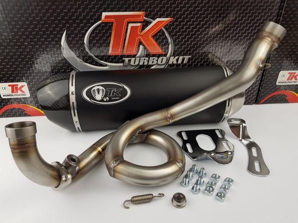 Turbo Kit GMax H2 Sport Auspuff GILERA NEXUS RUNNER VX VXR VR 125 4T